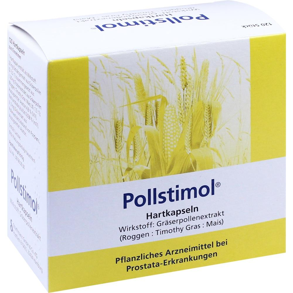 07634512, Pollstimol, 120 ST