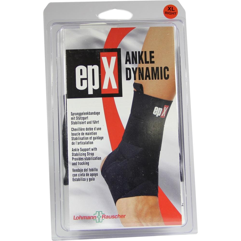 07640754, epX Ankle Dynamic XL rechts 22723, 1 ST