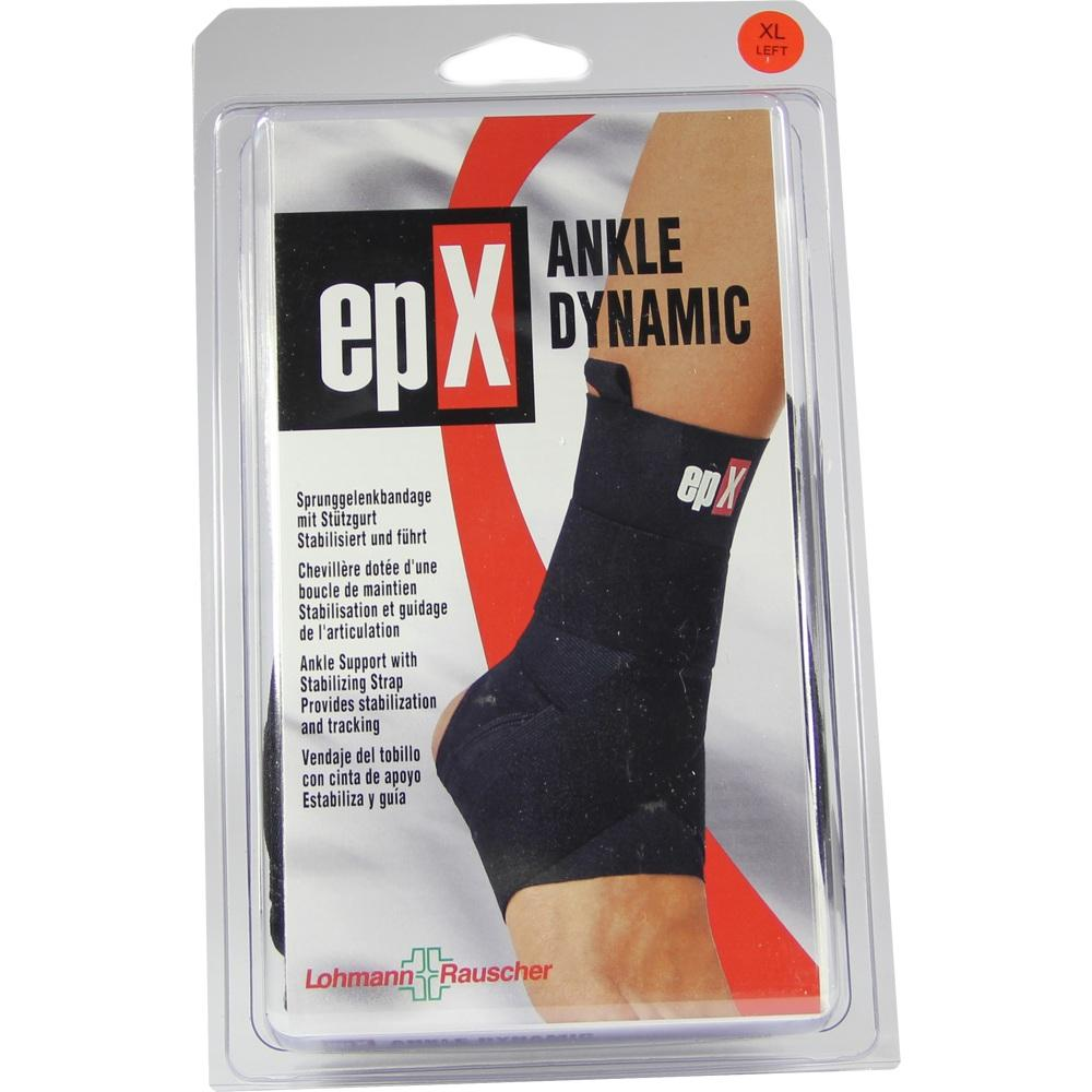 07640814, epX Ankle Dynamic XL links 22728, 1 ST