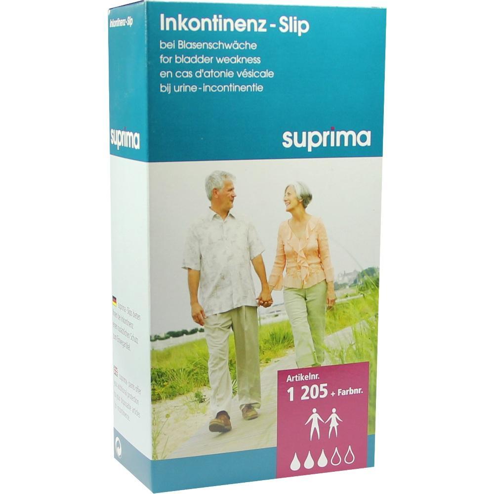 SUPRIMA Inkontinenzhose 205 Gr.46 weiß
