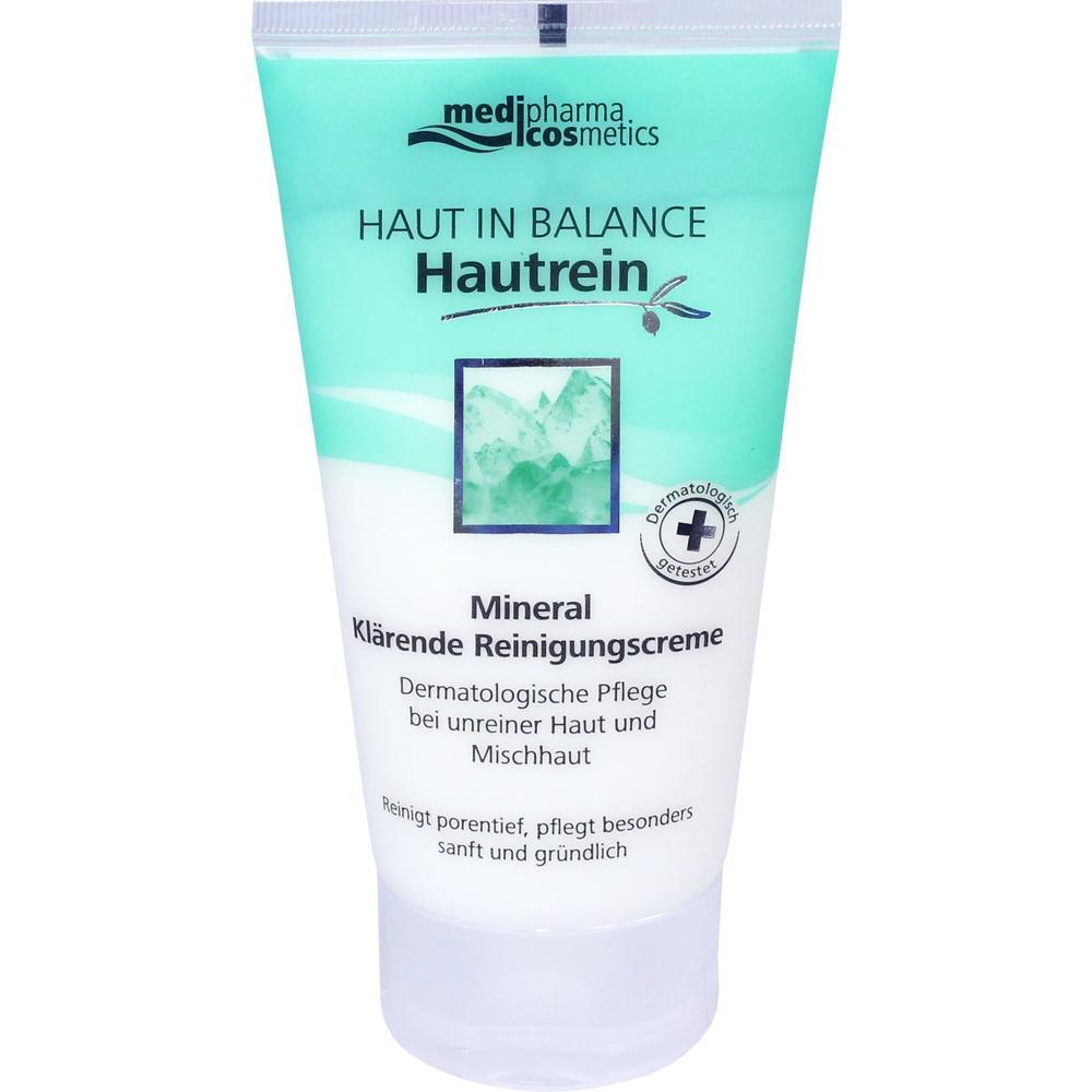 07698179, Haut in Balance Mineral klärende Reinigungscreme, 150 ML
