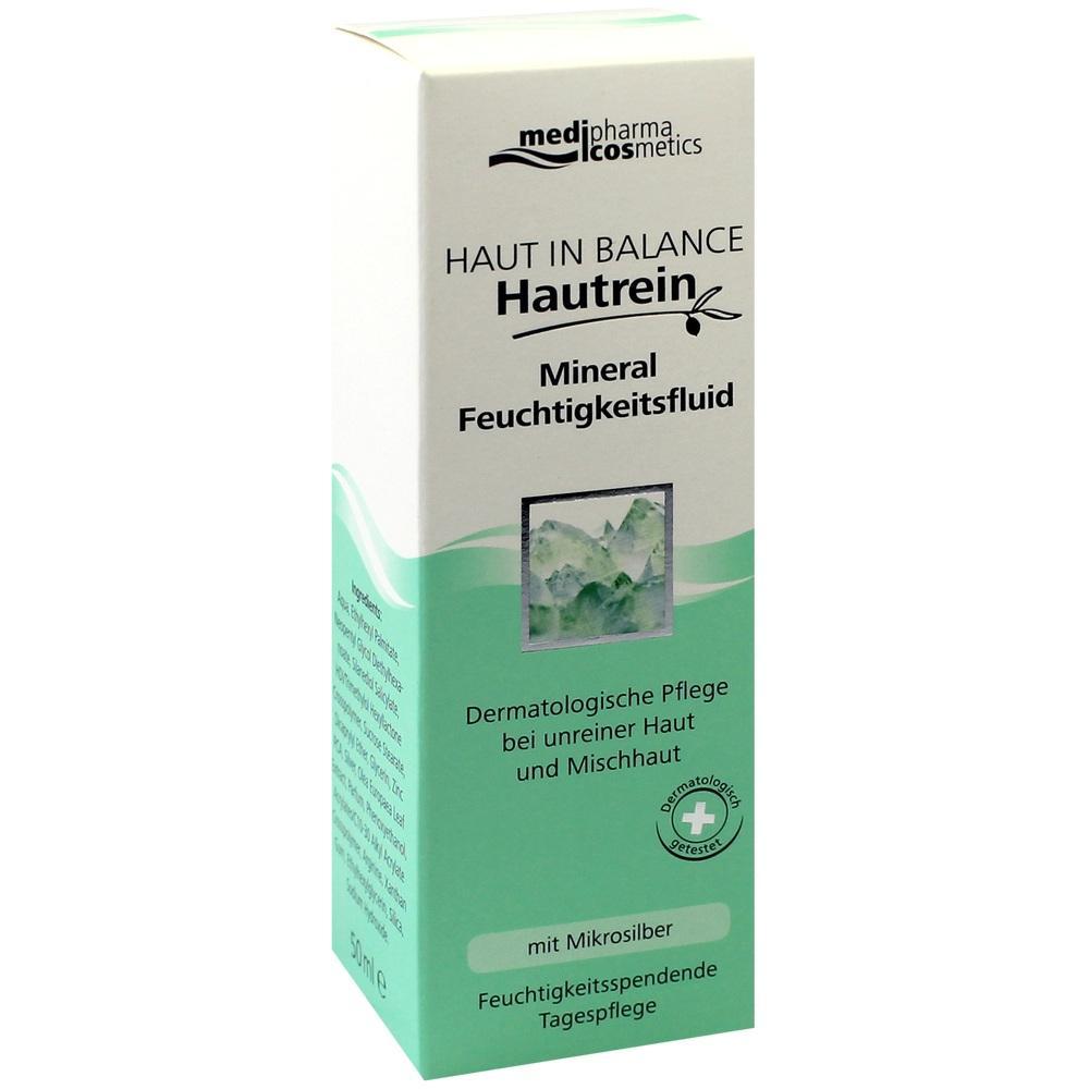 07698305, Haut in Balance Mineral Feuchtigkeitsfluid, 50 ML