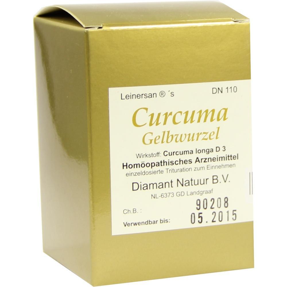 Diamant Natuur GmbH CURCUMA GELBWURZEL Kapseln 07703874