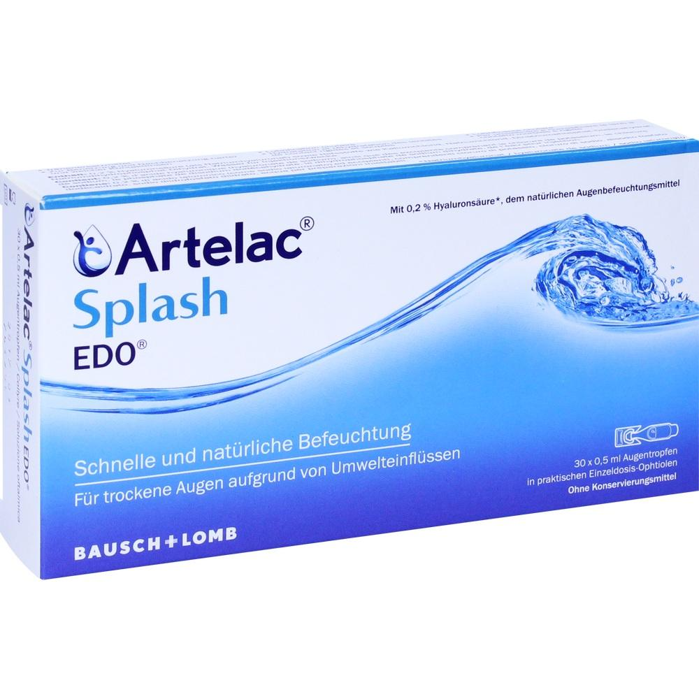 07707004, Artelac Splash EDO, 30X0.5 ML