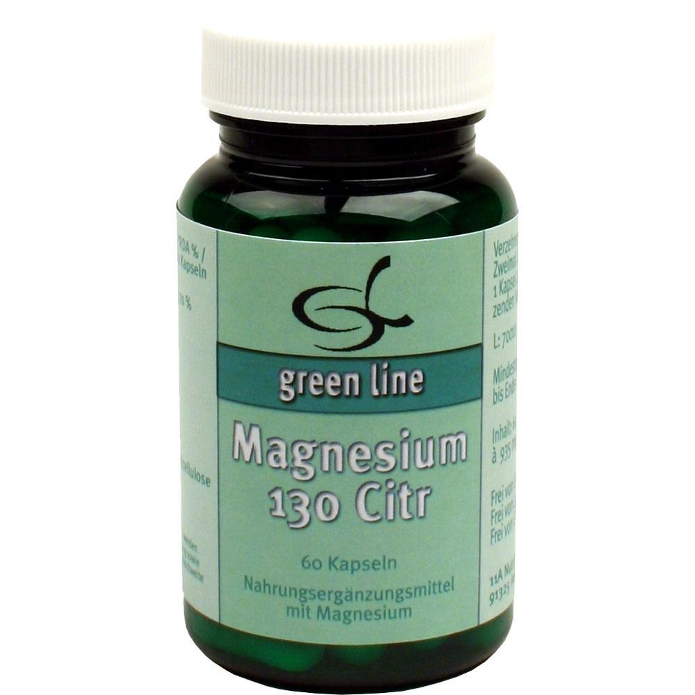 07748948, Magnesium 130 Citr, 60 ST