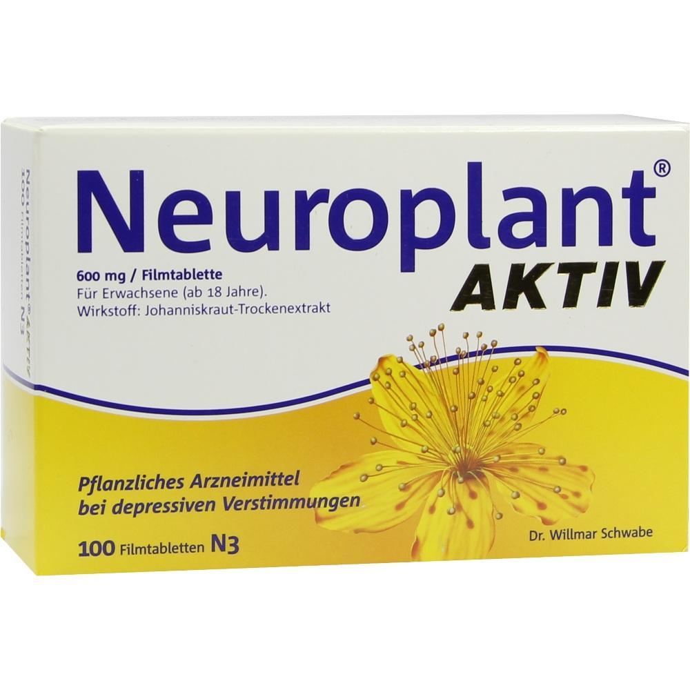 07751991, Neuroplant Aktiv, 100 ST