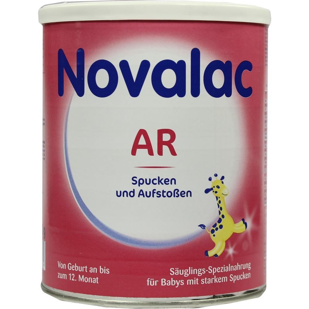 NOVALAC AR Nahr.b.stärk.Spucken Aufst.0-12 M.