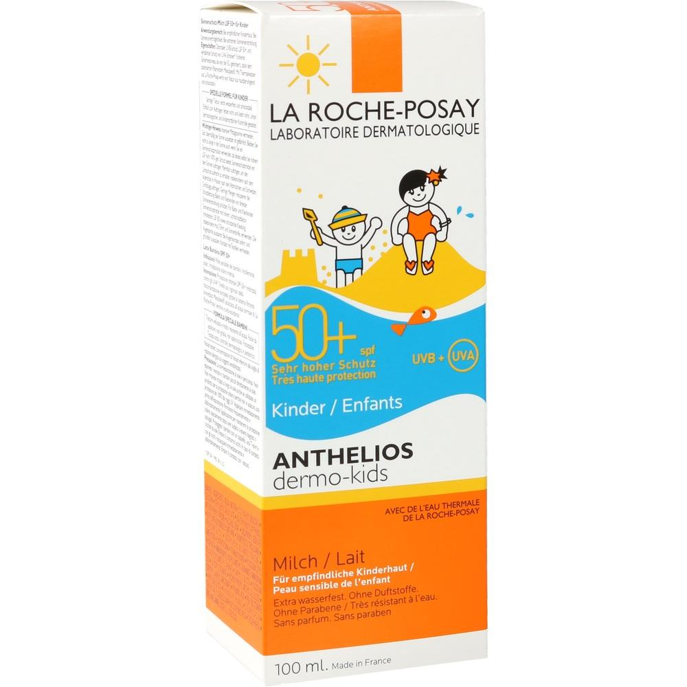 07791341, Roche Posay Anthelios Dermo Kids Milch 50+ +Mexo, 100 ML