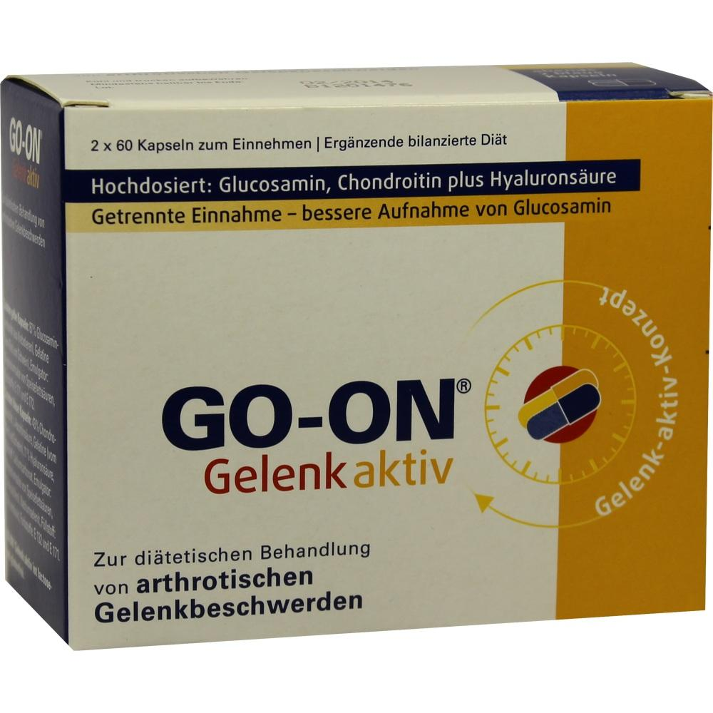 07798834, GO-ON Gelenk aktiv, 2X60 ST