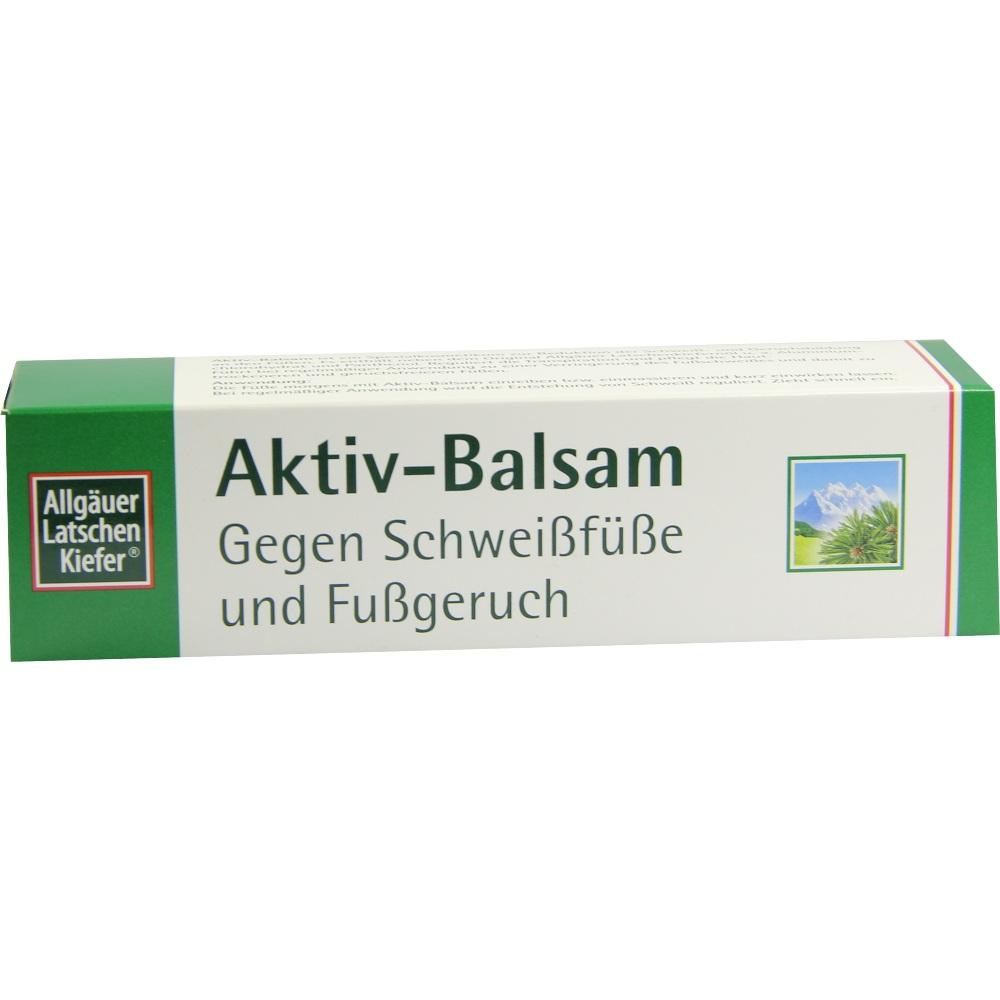 08401454, Allgäuer LK Aktiv-Balsam, 50 ML