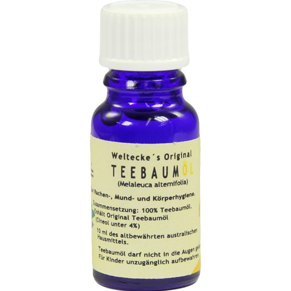 08420291, Teebaum Oel, 10 ML