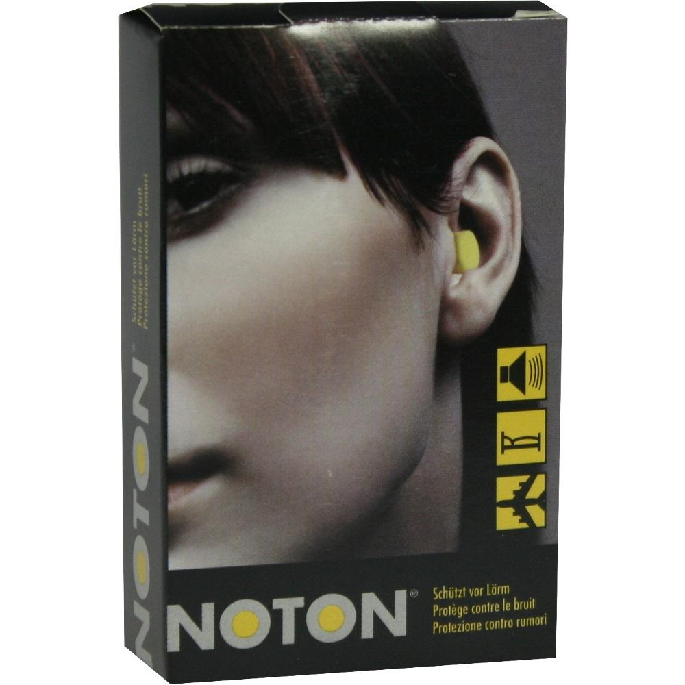08425779, NOTON-Gehörschutz-Pfropfen, 10 ST