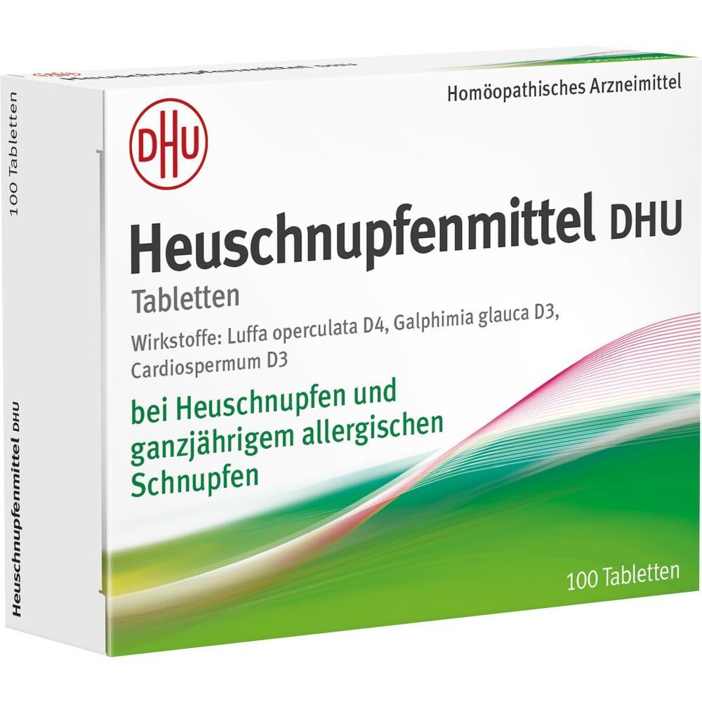 08436903, Heuschnupfenmittel DHU, 100 ST