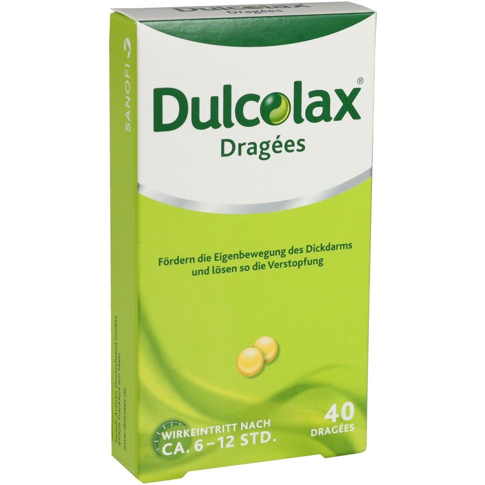08472939, DULCOLAX DRAGEES, 40 ST