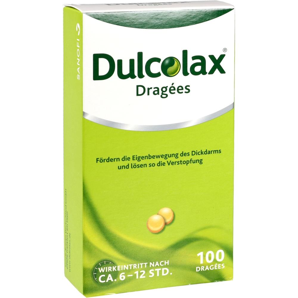 08472968, DULCOLAX DRAGEES, 100 ST