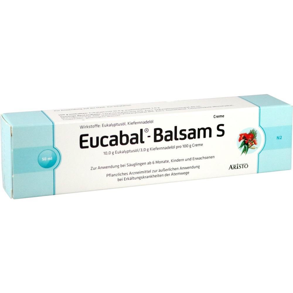 08473614, Eucabal Balsam S, 50 ML