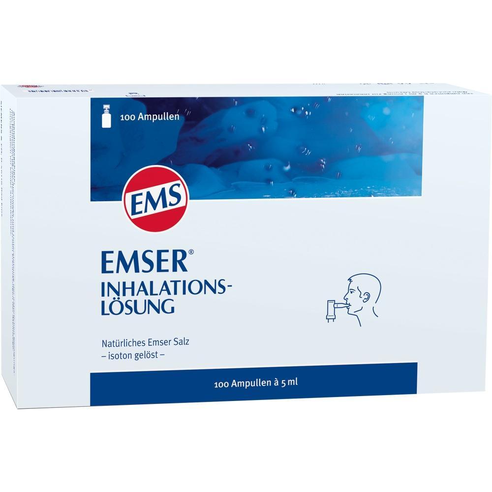 08491747, Emser Inh. Lsg., 100 ST