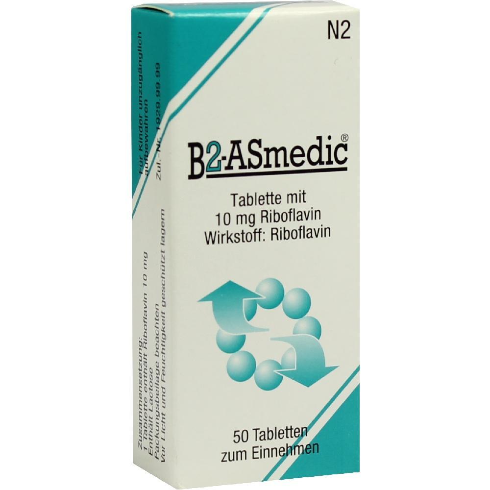 B2 ASMEDIC Tabletten
