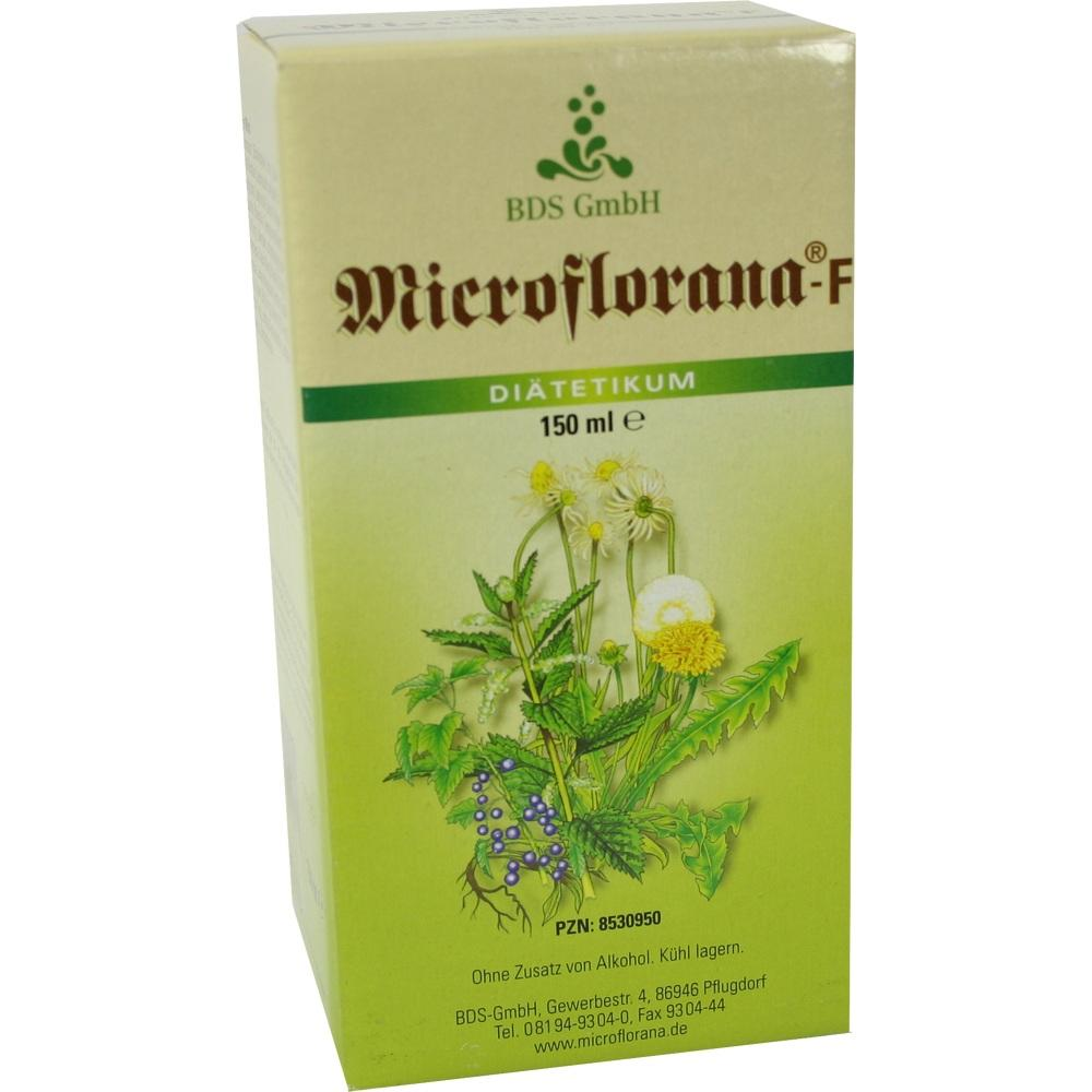 MICROFLORANA F Fluid