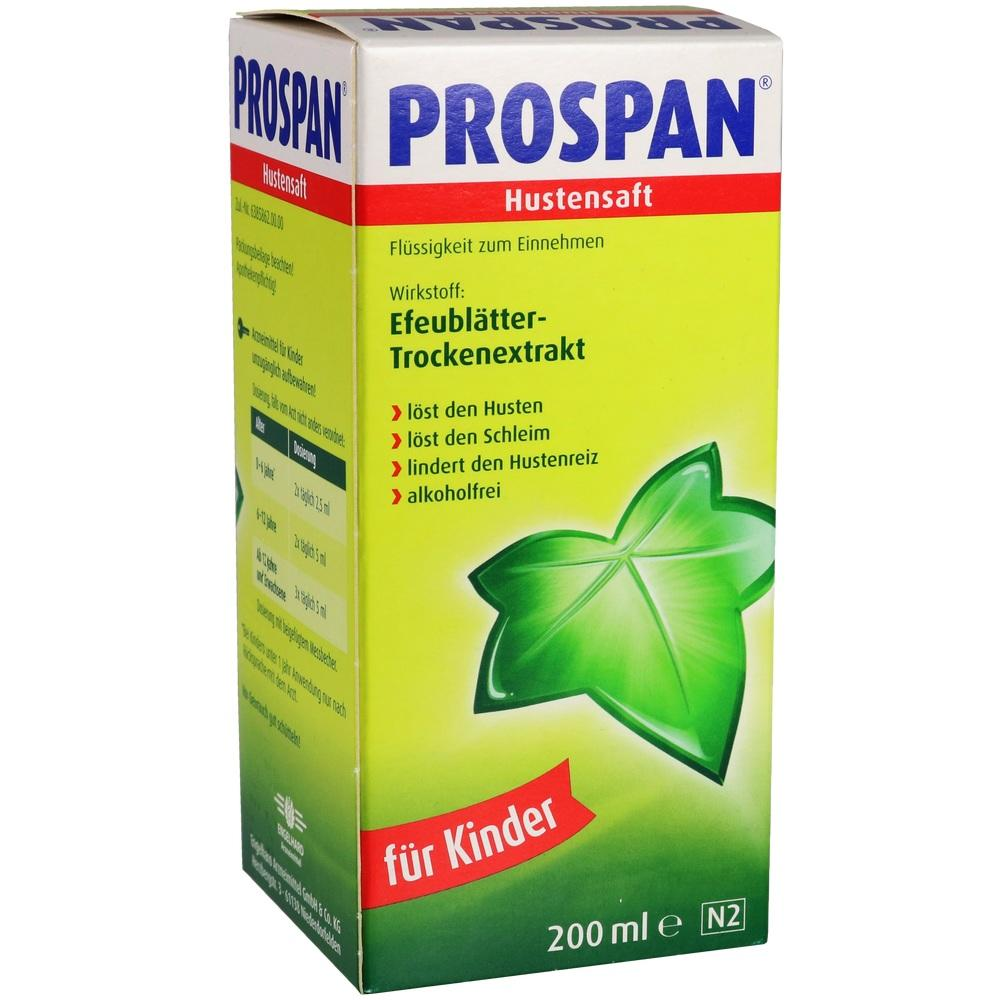 08586005, PROSPAN HUSTENSAFT, 200 ML