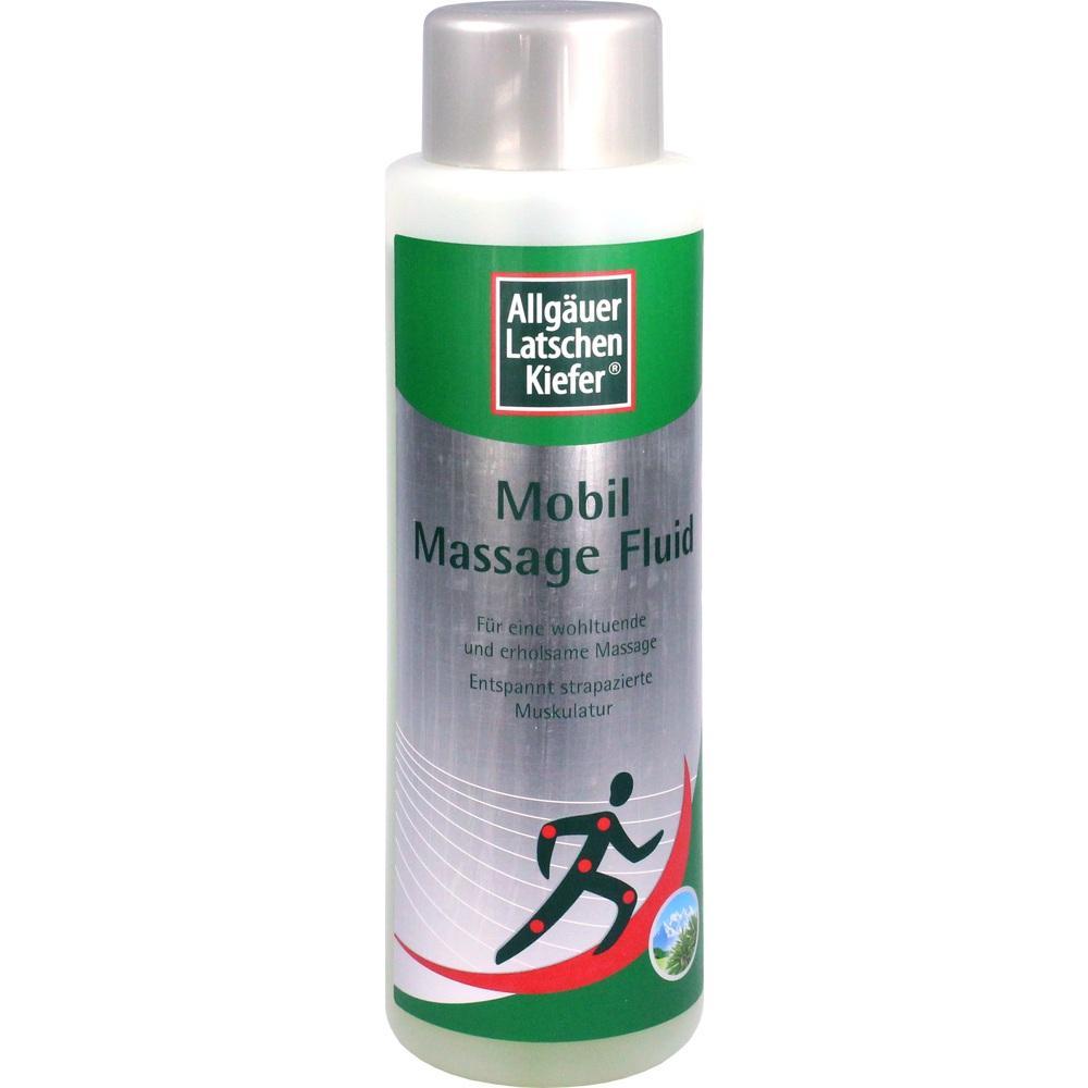 08663349, Allgäuer LK Massage Fluid, 500 ML