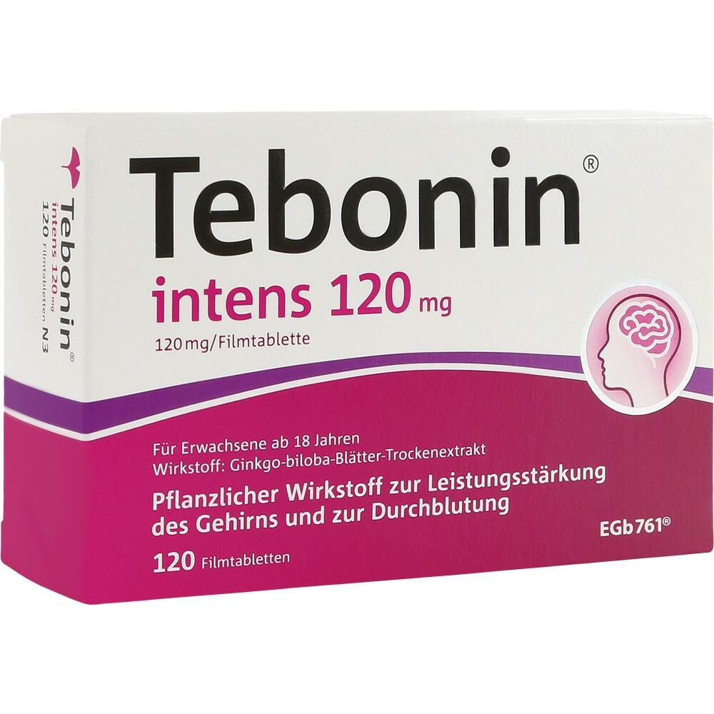 08692575, Tebonin intens 120mg, 120 ST