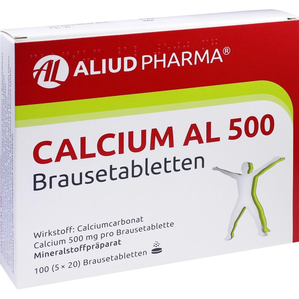 08698595, Calcium AL 500, 100 ST