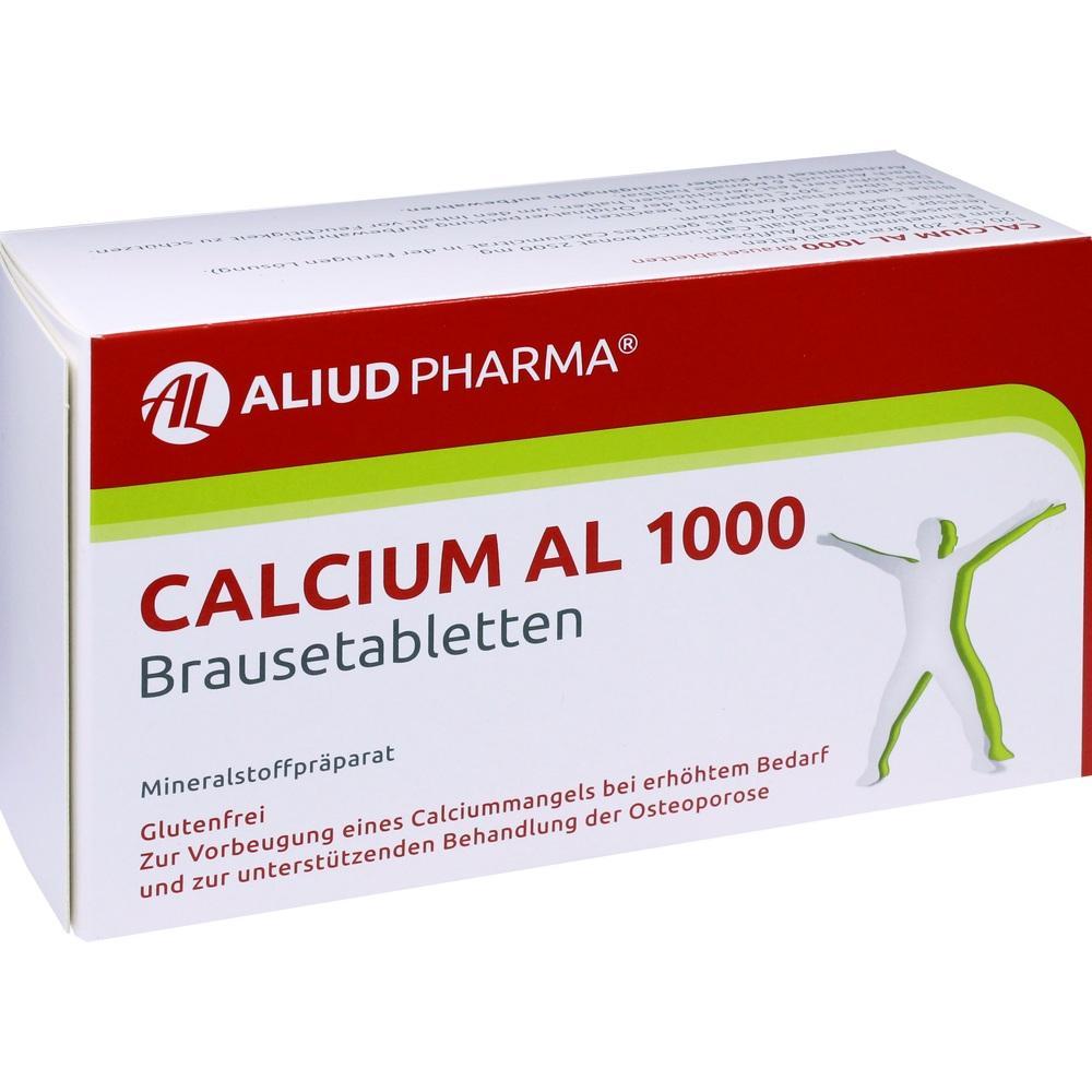 08698632, Calcium AL 1000, 100 ST