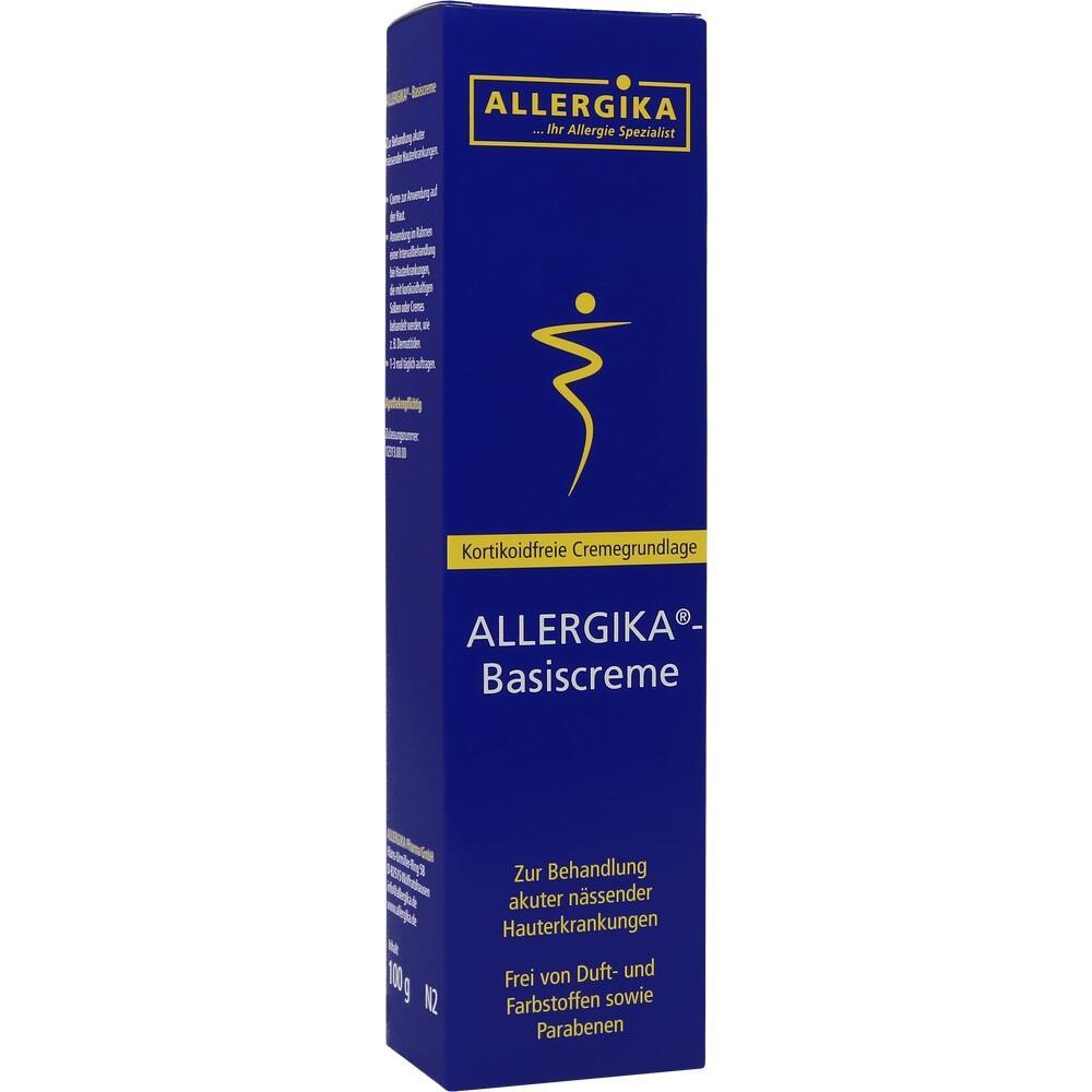 08700671, Allergika Basiscreme, 100 G