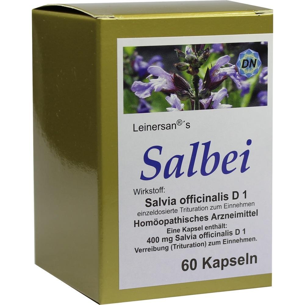 SALBEI KAPSELN