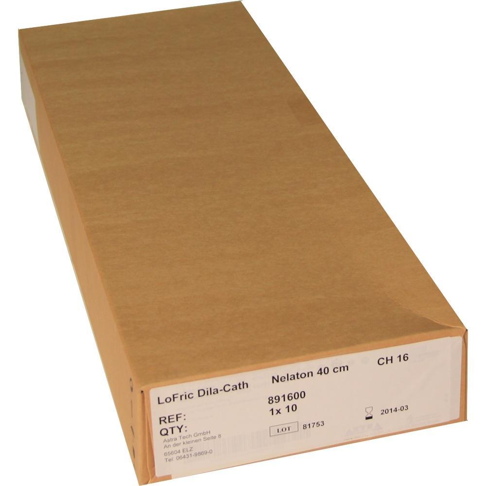 08750367, Lofric Dila-Cath Nelaton 40cm CH 16, 10 ST