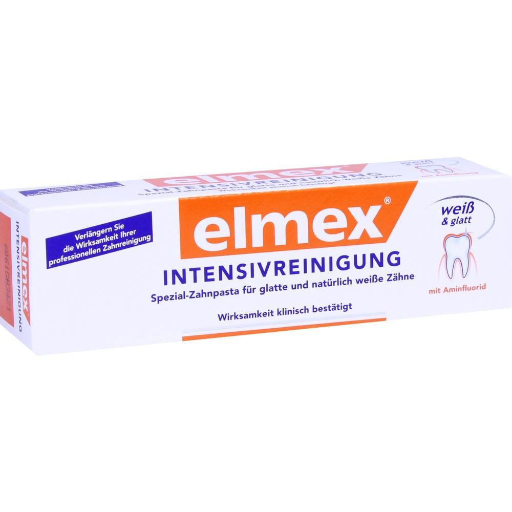 08794198, elmex INTENSIVREINIGUNG Spezial-Zahnpasta, 50 ML