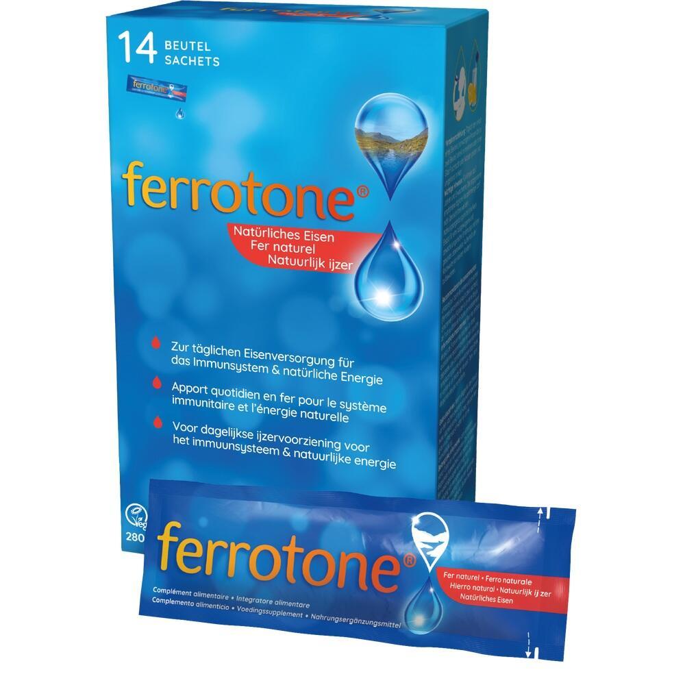 08800993, Ferrotone Eisen, 14X20 ML
