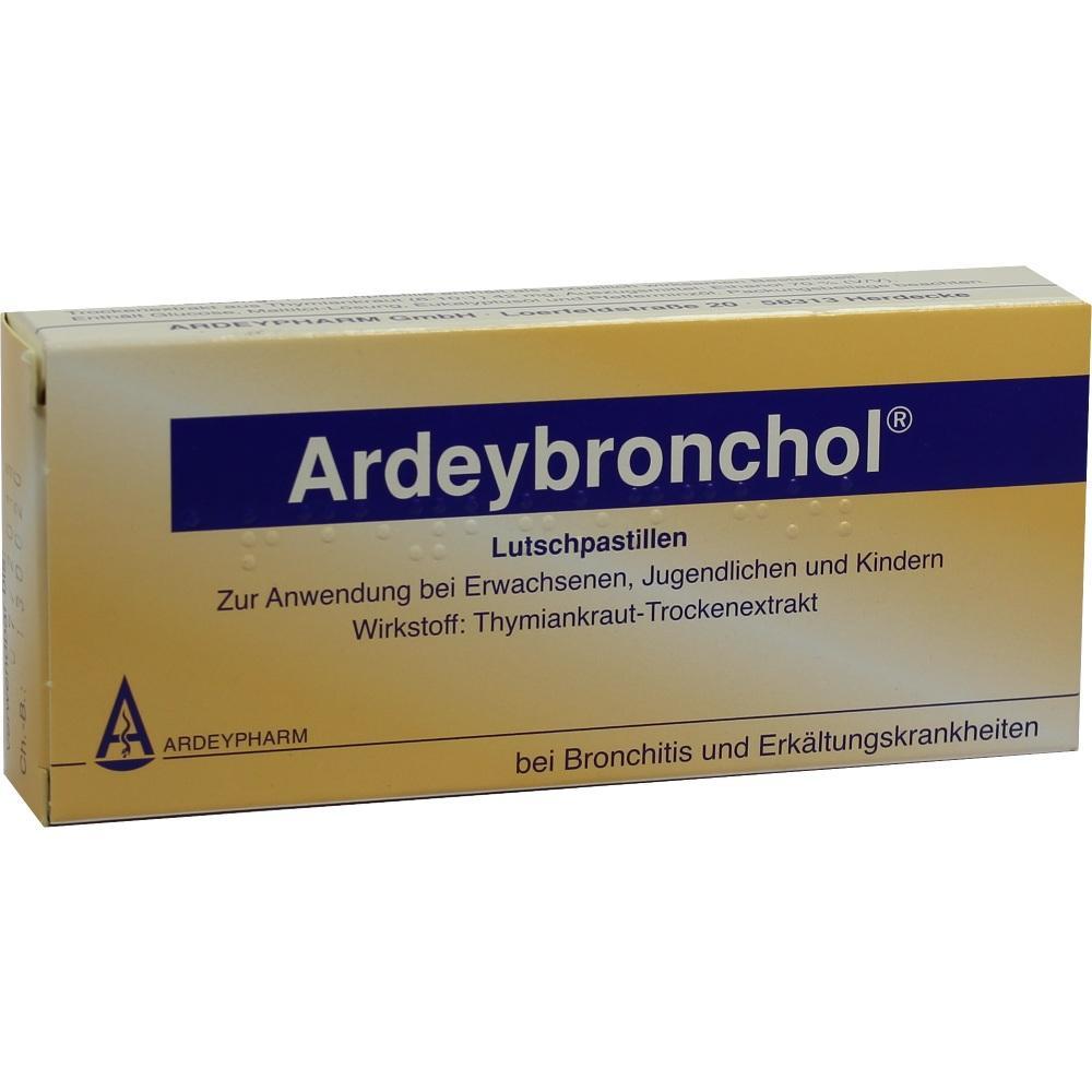 08805654, Ardeybronchol, 30 ST