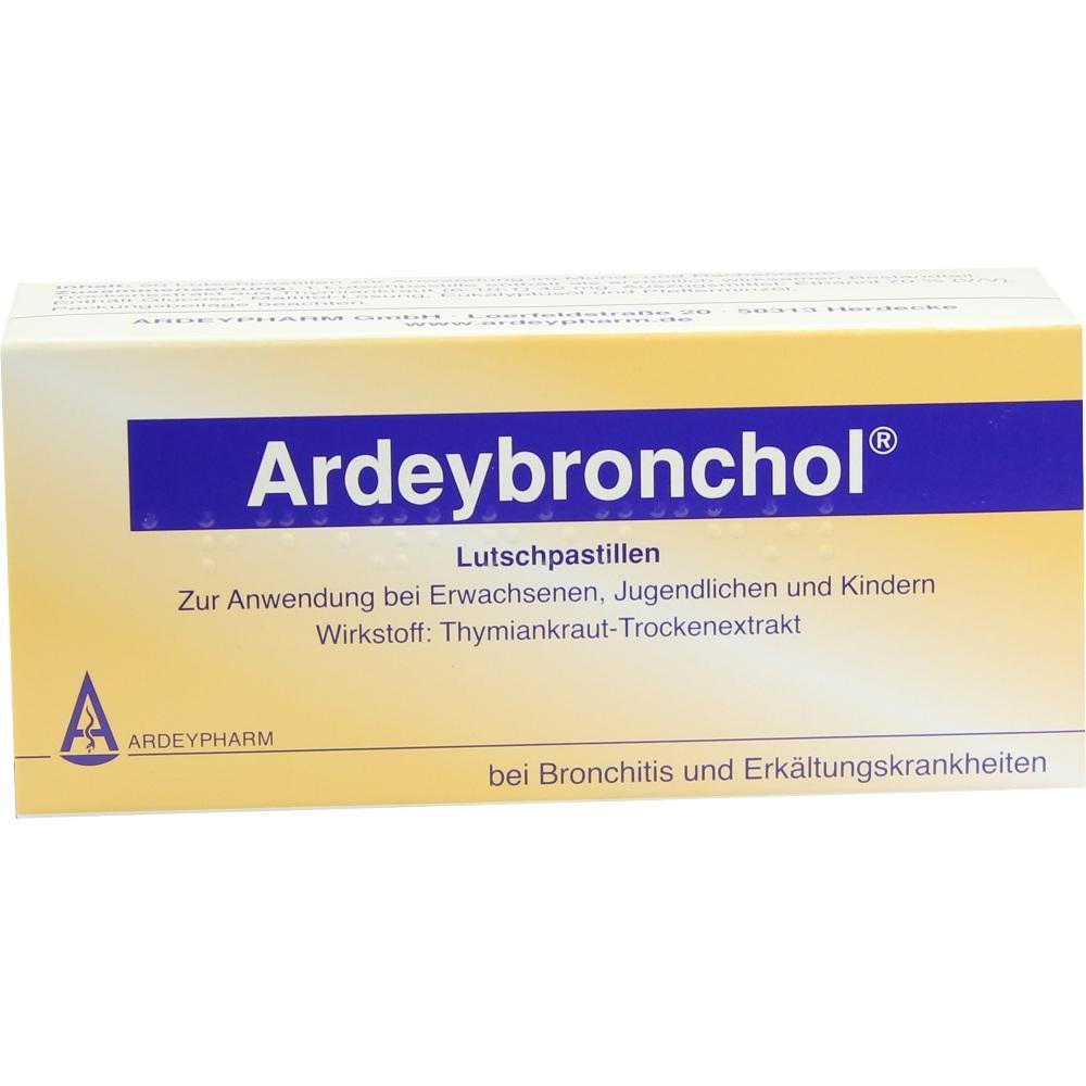08805660, Ardeybronchol, 50 ST