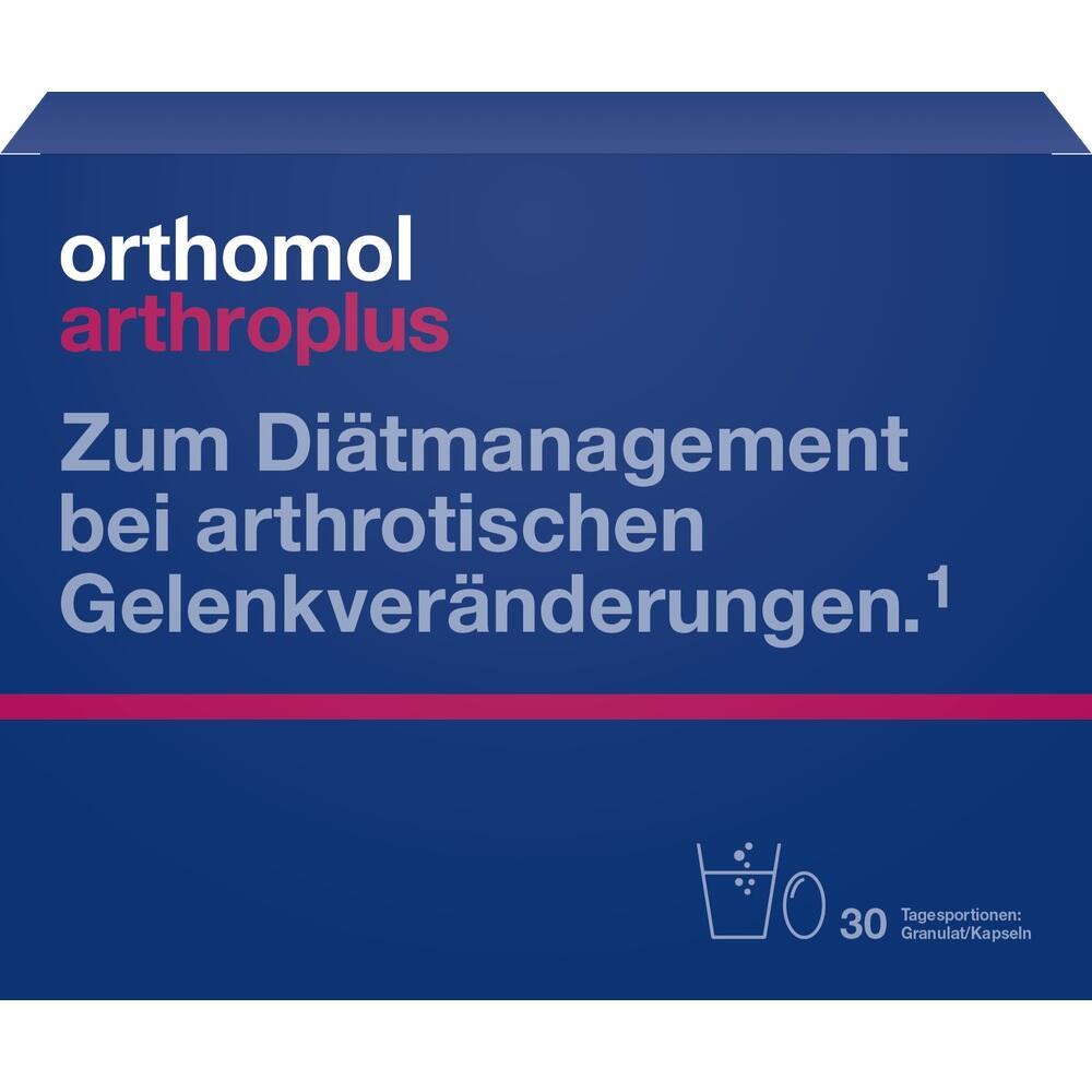 08815227, Orthomol arthroplus Granulat/Kapseln, 30 ST