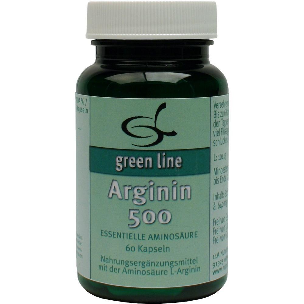 08824841, Arginin 500, 60 ST