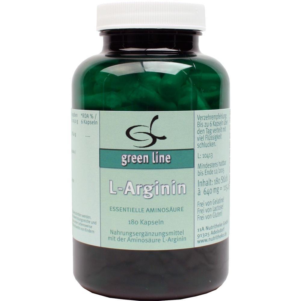08824887, L-Arginin, 180 ST