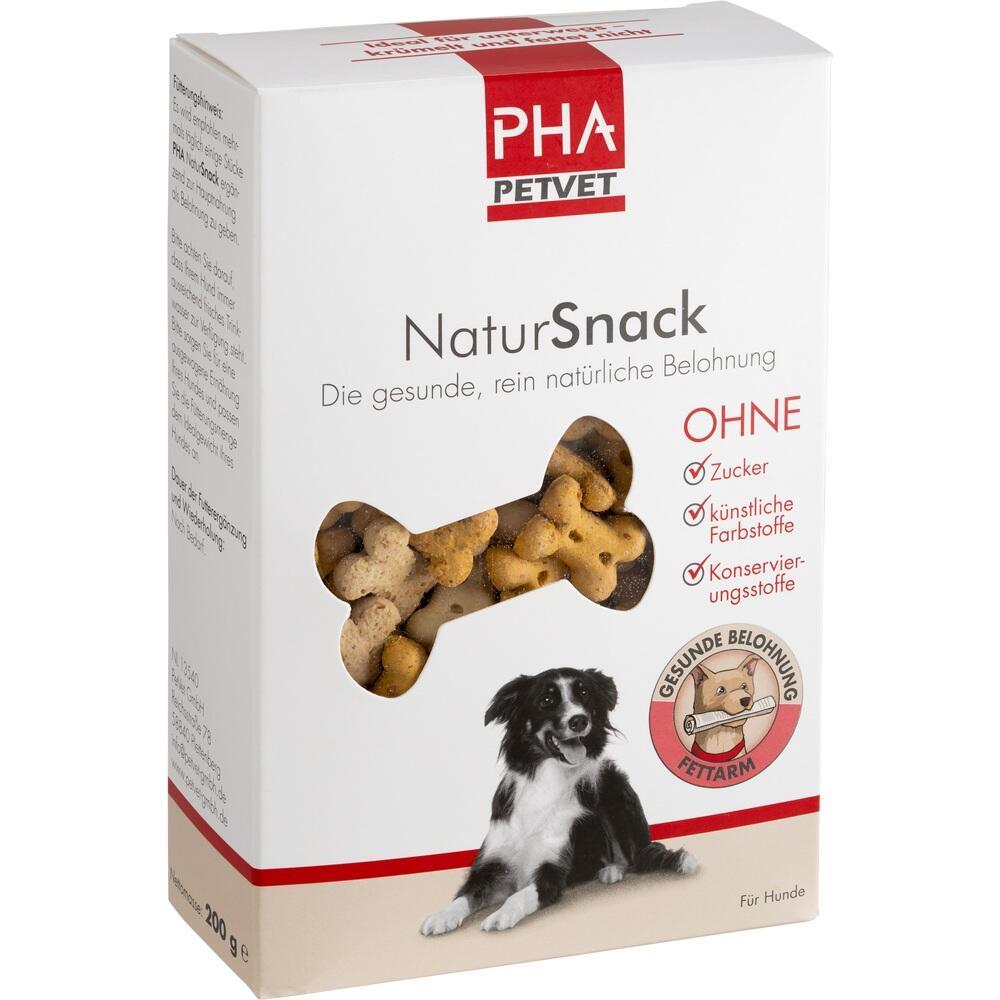 08826389, PHA NaturSnack für Hunde, 200 G