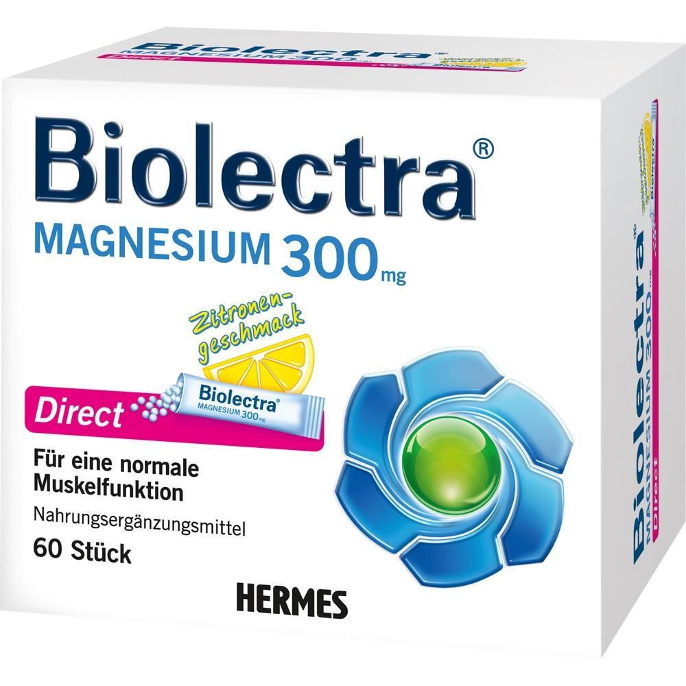 08844157, Biolectra MAGNESIUM Direct, 60 ST