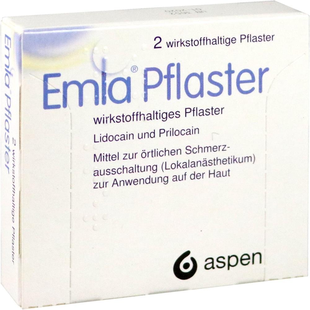 08864800, EMLA PFLASTER, 2X1 ST