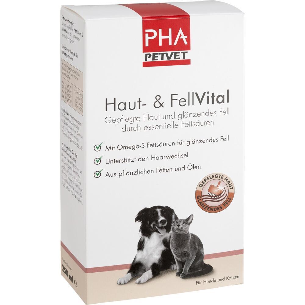 08869068, PHA Haut- und FellVital für Hunde, 250 ML