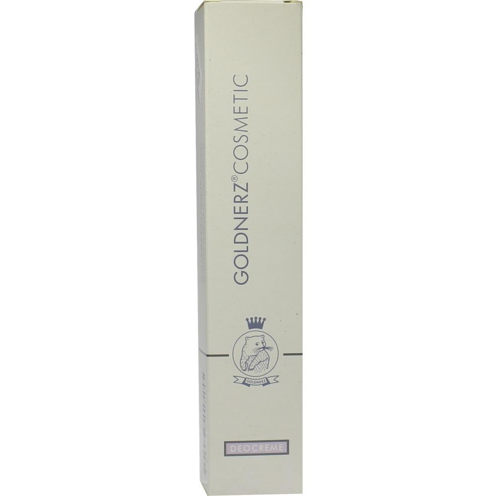 Goldnerz Cosmetic GmbH GOLDNERZ Deocreme 08871912