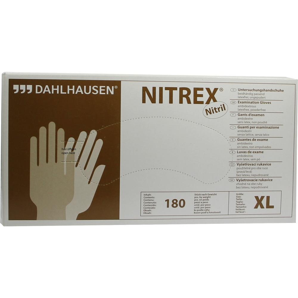 NITRIL Handschuhe ungepudert Gr.XL