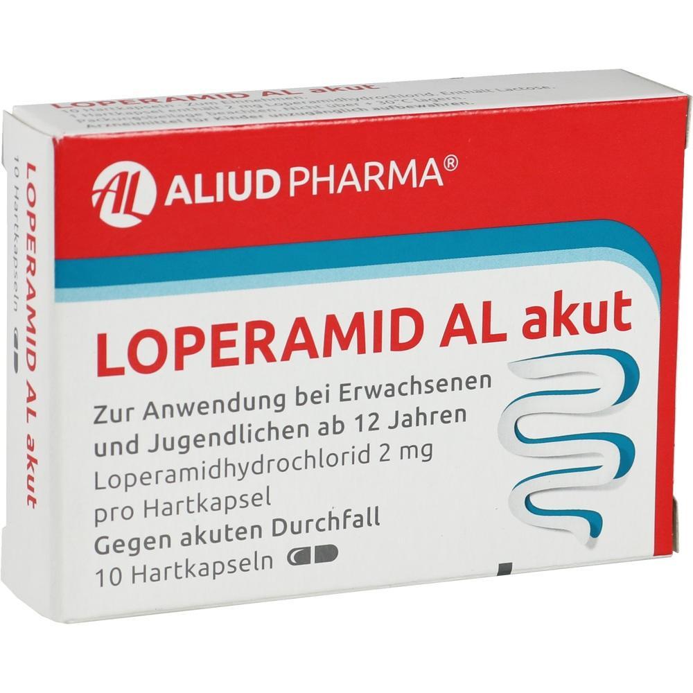 08910316, Loperamid AL akut, 10 ST