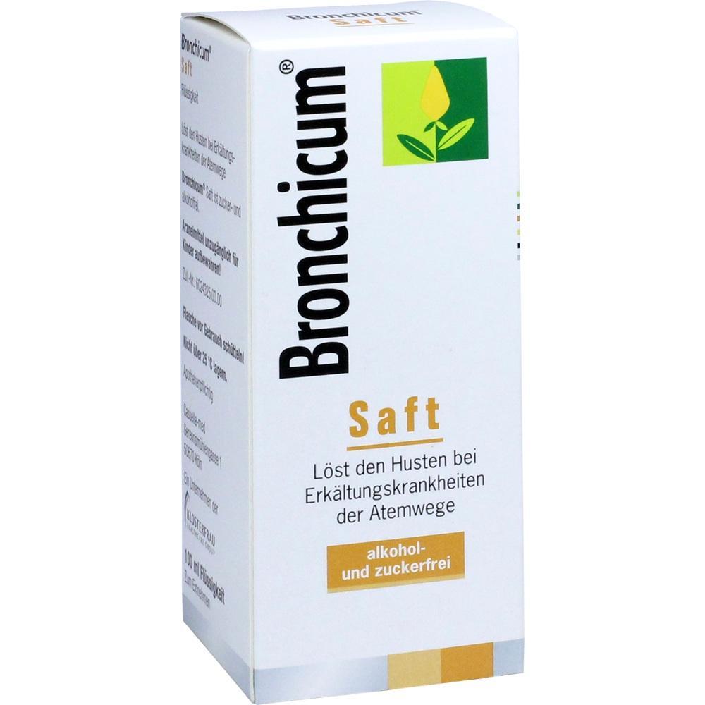 09074135, Bronchicum Saft, 100 ML