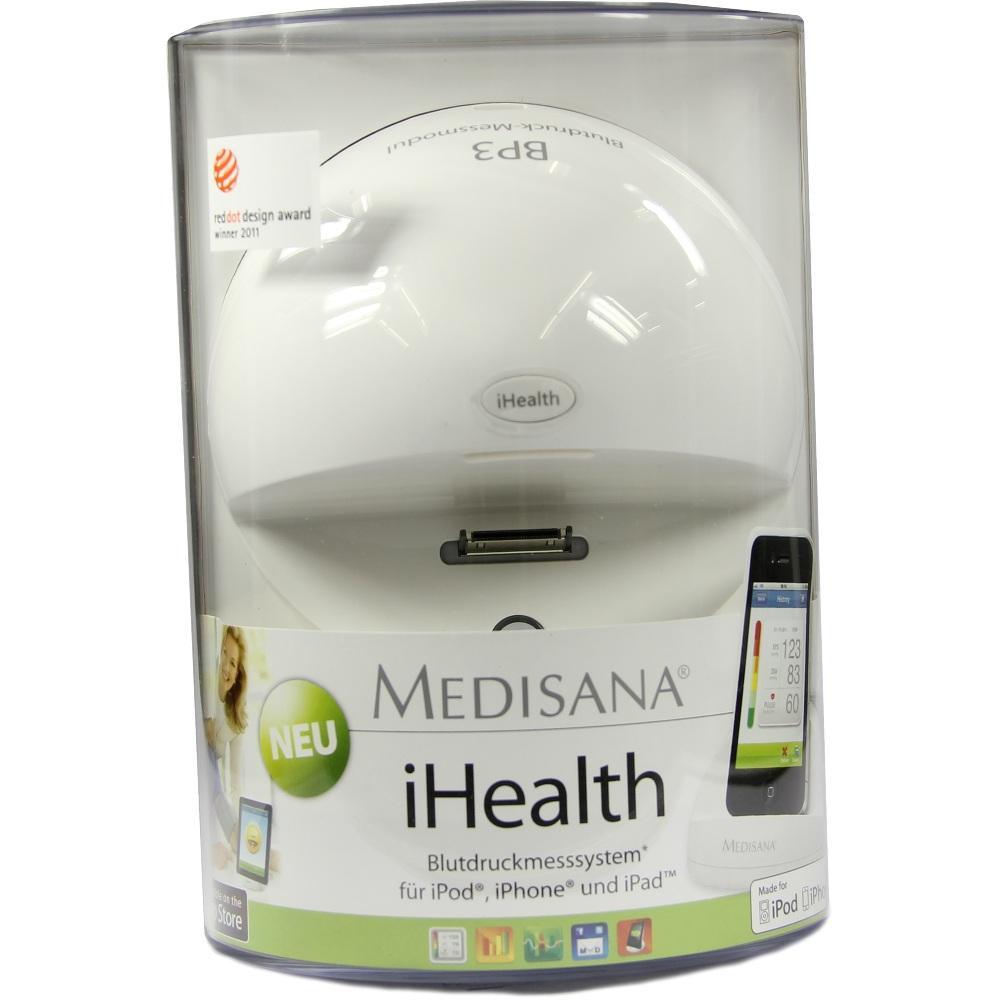MEDISANA iHealth Blutdruck-Messmodul weiß