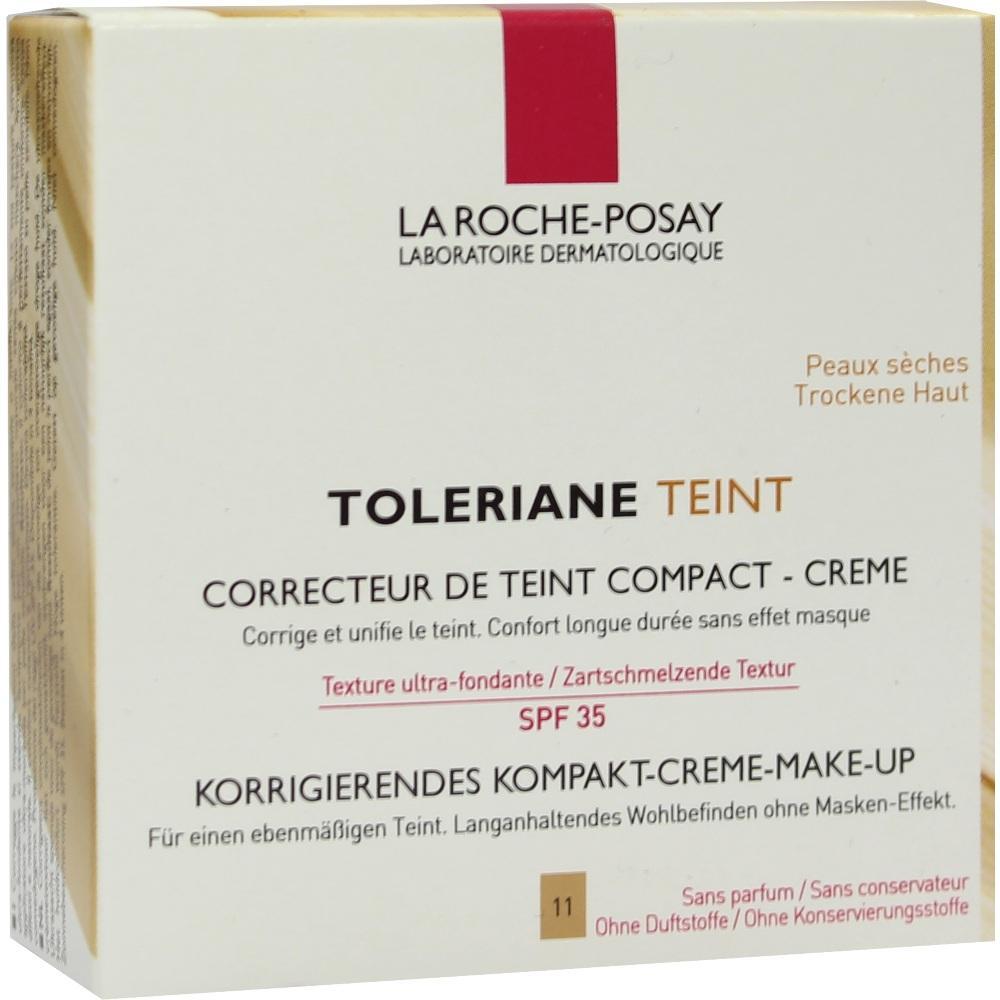 09074879, Roche-Posay Toleriane Teint Compact Cr. 11/R, 9 G