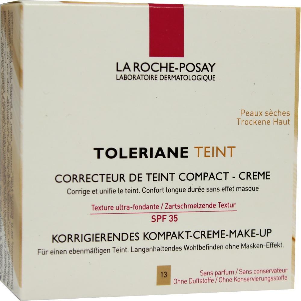 09074885, Roche-Posay Toleriane Teint Compact Cr. 13/R, 9 G