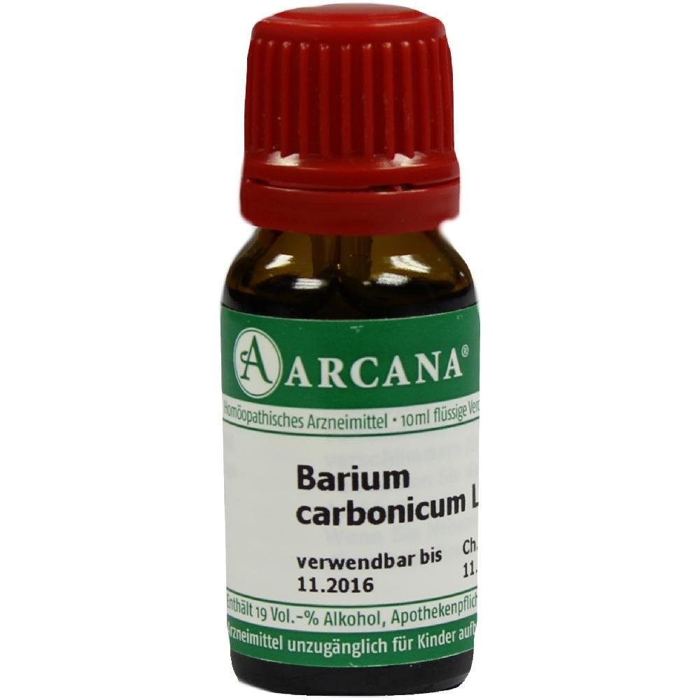 BARIUM CARBONICUM LM 18 Dilution